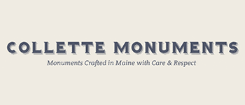 business sponsors - Collette Monuments logo and link
