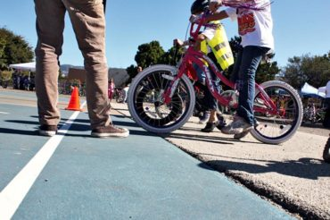 Bike Rodeo at Great Salt Bay School