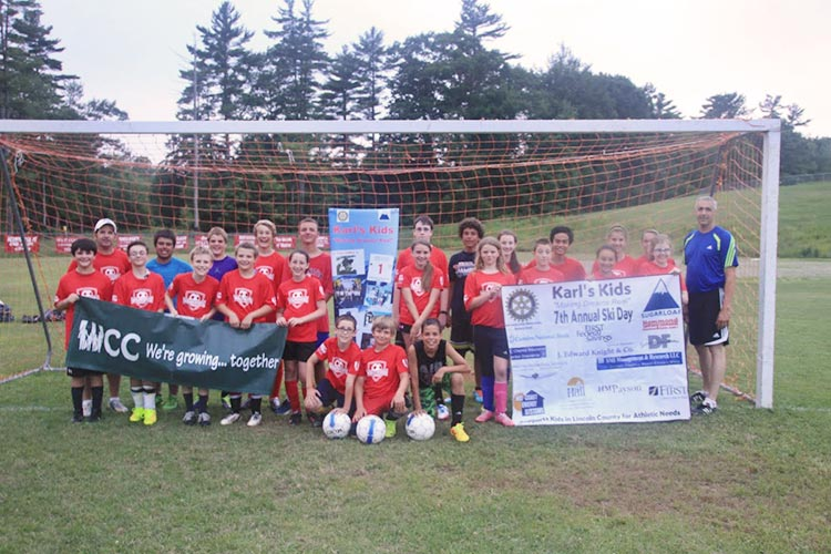 Summer Soccer Skills Program