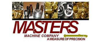 Masters Machine logo and link